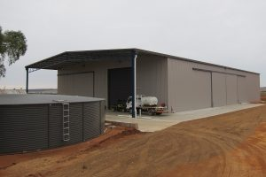 Farm Workshop Sheds WA