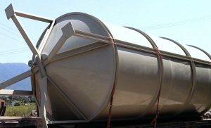 Konik tabanlı asit depolama tankı 740x450