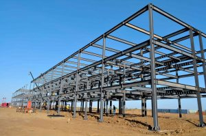 Steel structure 3
