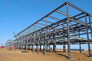 Steel structure 3