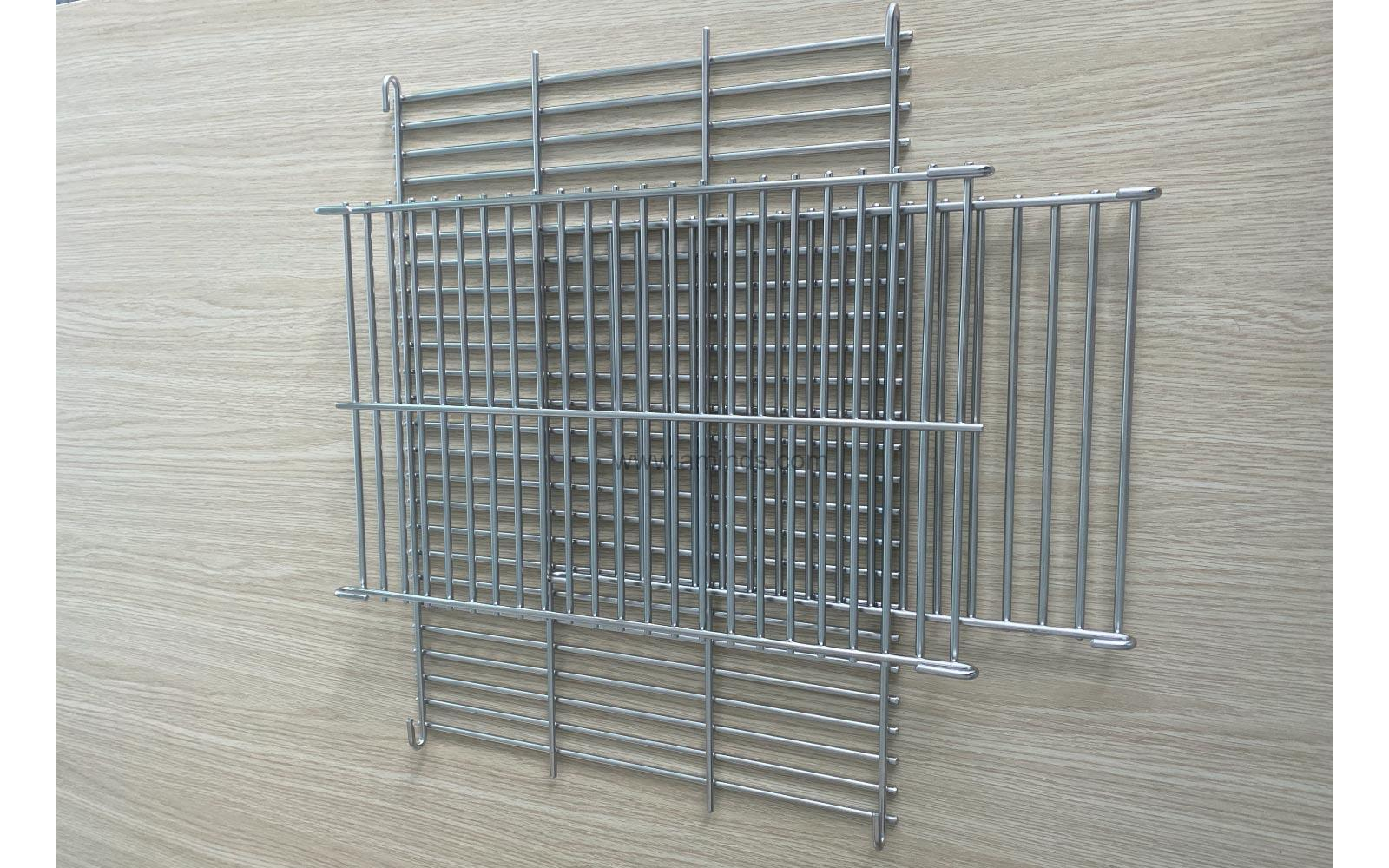 stainless steel components 10