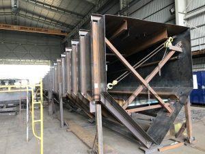 Steel tanks project 6