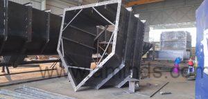 Steel tanks project 7