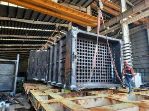 Steel tanks project 9