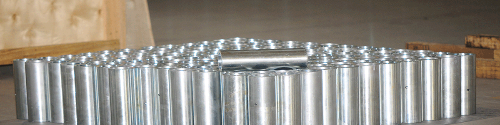 Steel-components